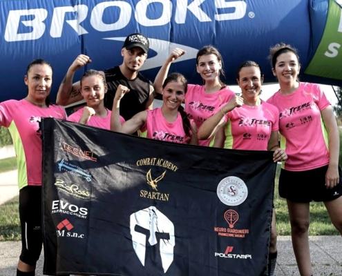 Partecipa alla eXXtreme Female Race con il tuo GYM TEAM!